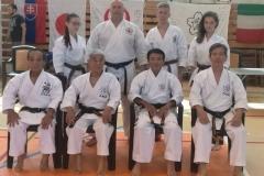46. Mezinárodní soustředění Okinawského Karate a Kobuda Žilina 2017