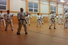 Seminář Karate Radava leden 2014