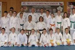 Seminář Karate Sokolov listopad 2014