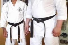 seminář s Okinawským senseiem Akira Gushim