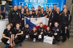 5th WORLD CHAMPIONSHIPS FOR CHILDREN, CADETS AND JUNIORS - WUKF