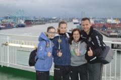 6. Mistrovství světa WUKF Dublin Irsko červen 2016