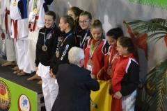 8. Mistrovství Evropy WUKF Montichiari Itálie říjen 2016