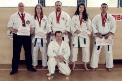 II. ročník Velké ceny Prahy v karate (ČABK) 2012
