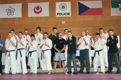 Plnokontaktní Karate - Sokolov Březen 2010
